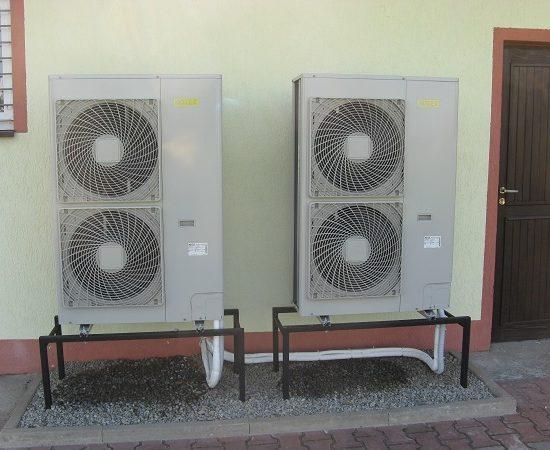 Popma ciepła - instalacja, elementy