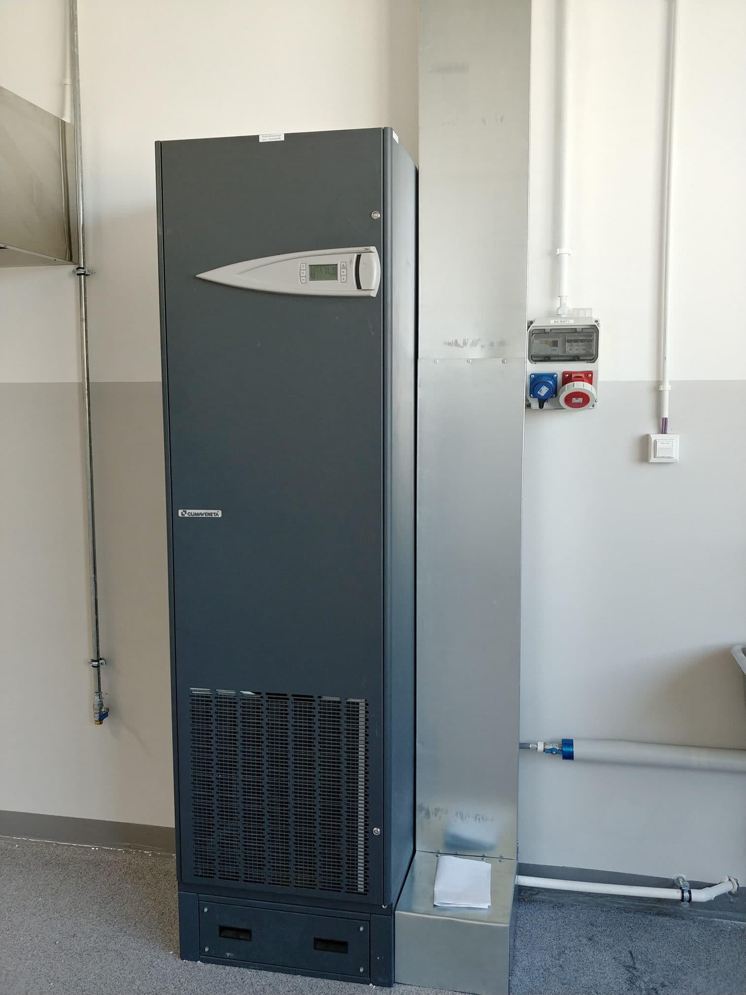 Młodzieńczy Klimatyzacja w serwerowniach – Klimart – klimatyzacja i wentylacja FA82